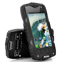 Защищенный смартфон MANN ZUG 3