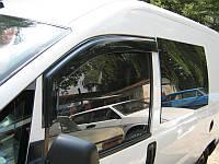 Дефлекторы дверей (ветровики) Peugeot Expert 1996-2006