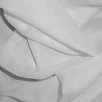 Тюль батист с переливом белый