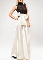 Шикарная юбка в пол,  длинная юбка, размер 42-46