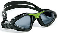 Очки для триатлона Aqua Sphere Kayenne, dark lens black/green