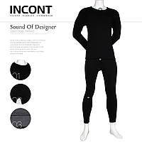 Мужские термокомплекты штаны + футболка длинный рукав арт.3801