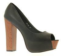 Женкие туфли LUCIA BLACK!, фото 1