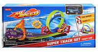 Детский трек с горками Max Speed 8815