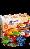 Фиточай детский фруктовый витаминный бебивита bebivita, 30 г (20 пак. х 1,5 г) с 6 мес.