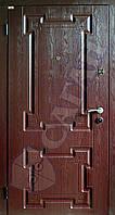 Входные железные двери ТМ Саган Модель 107