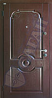 Входные железные двери ТМ Саган Модель 122