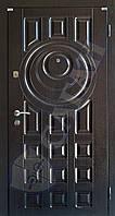 Входные железные двери ТМ Саган Модель 125
