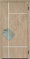 Входные металлические двери ТМ Саган Модель AL-1