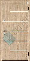 Входные металлические двери ТМ Саган Модель AL-2