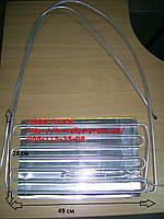 Испаритель для холодильника (самоклейка) испаритель 2-х канальный) 49*28см