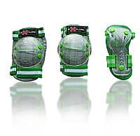 Комплект защитного снаряжения Cooper (зеленая в клетку)