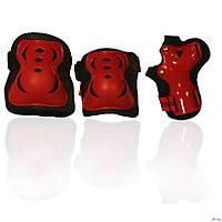 Комплект защитного снаряжения G-Forse (красный)