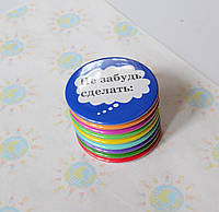 Набор магнитов на холодильник с фразами