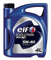 Моторное масло Elf 5w40, 4л