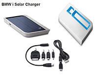 Зарядное устройство на солнечной батарее BMW i Solar Charger