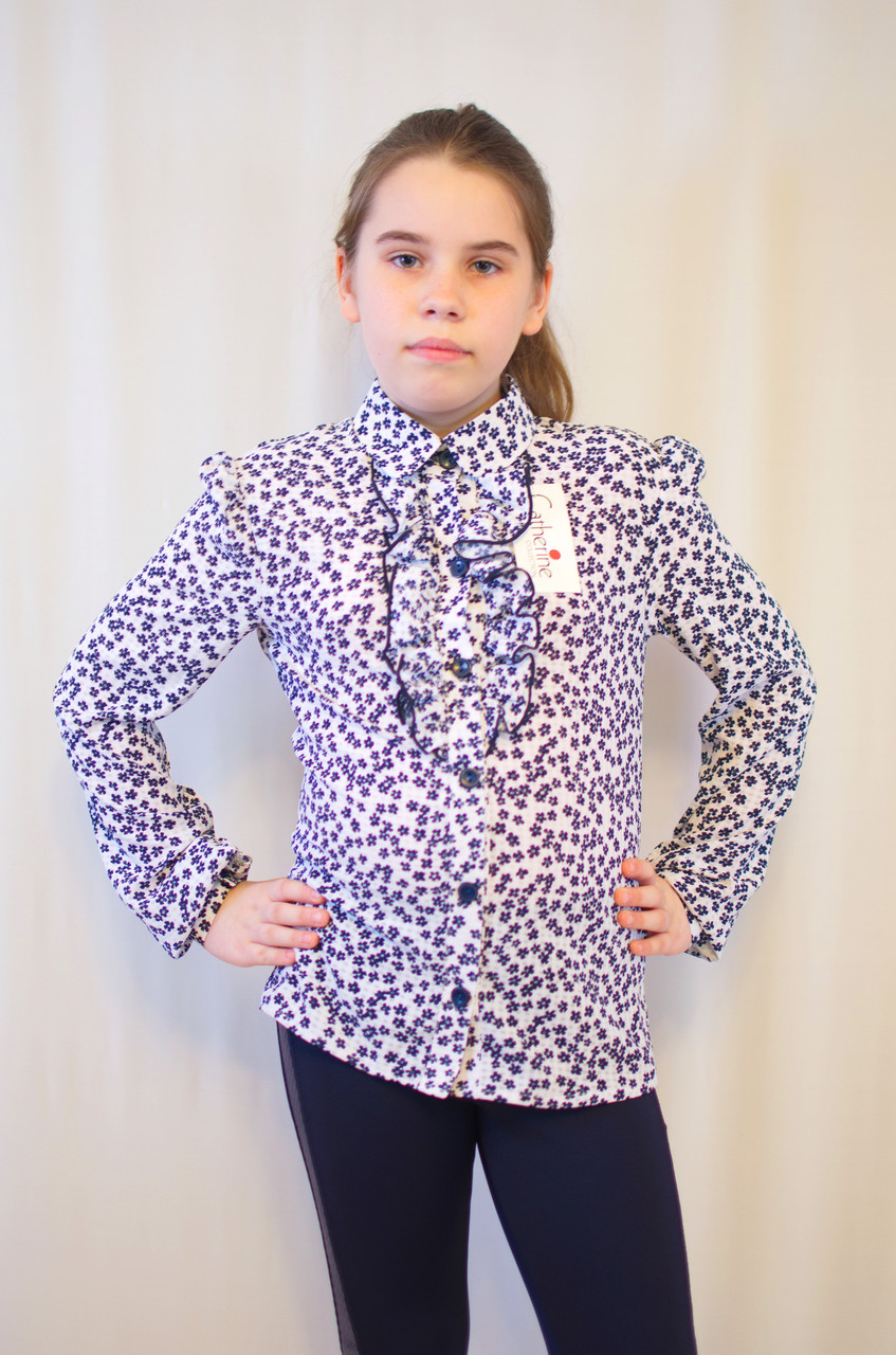 Купить Белую Блузку Для Девочки В Волгограде