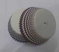 """Форма для маффинов """"коричневые волны""""(код 00443)"""