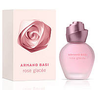 Женская туалетная вода Armand Basi Rose Glacee 100 ml (Арманд Баси Роуз Гляссе)