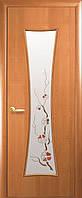 Межкомнатные двери Новый Стиль Часы+P1
