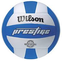 Мяч волейбольный Wilson PRESTIGE BLUE SS14