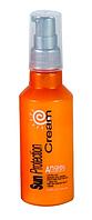 Эффективная защита от солнца от ТМ Angel, элитная косметика из Франции, дозатор, придаёт мягкость волосам