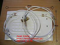 Испаритель к бытовым холодильникам 2-х капилярный  (МУРОМ)