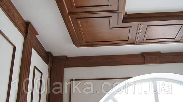 Деревянные панели для стен фасады из