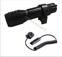 Подствольный оружейный фонарь Bailong BL-8479