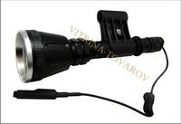 Подствольный фонарь тактический Bailong BL-Q2888-T6 с выносной кнопкой