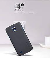 Чехол Nillkin для Samsung Galaxy S4 Active I9295 чёрный (+пленка)