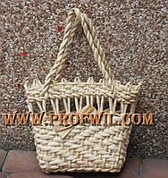 Плетеная сумочка (детская)