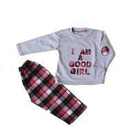 """Демисезонная  стильная пижама для девочки """"I am good girl"""""""