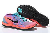 Кроссовки женские Nike Free Run 3.0 V2 Flyknit / FLW-050