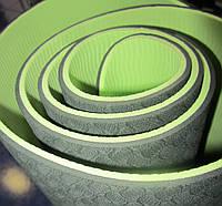 Коврик для йоги и фитнеса Yoga mat (6 мм)