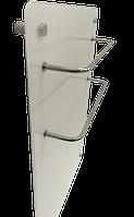 Стеклокерамический обогреватель-полотенцесушитель HGlass GHТ 400/200 Вт.