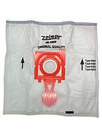 Мешок для пылесоса Zelmer одноразовый (4шт) cod 49.4200