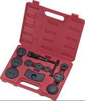 Инструмент TJG B1870 Съёмник тормозных цилиндров дисковых тормозов 12 предметов
