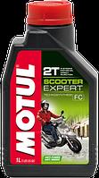 Масло моторное для скутера Motul Scooter Expert 2T (1L)