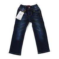 Детские джинсы с ремнем.