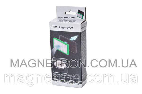 Фильтр для пылесоса Rowenta ZR702001, фото 2