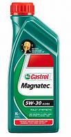 Автомобильное моторное масло Castrol Magnatec 5w30, 1л