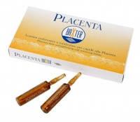 Baxter Lotion placenta Укрепляющий и тонизирующий лосьон для волос Плацента (Италия), 10 мл*10 шт