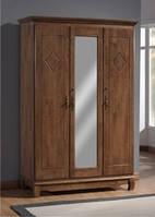 Шкаф 3-х дверный Жизель