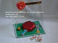 Ракетка для настольного тенниса из raffaello