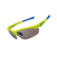 Очки EXUSTAR CSG18-GR фотохромная линза, съемный ремешок, защита от ультрафиолета. Зеленый