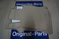 Mercedes C W204 коврики велюровые передние задние новые оригинал