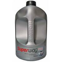 Моторное масло полусинтетика Statoil (Статойл)Superway TDI Diesel 10W-40 4л.