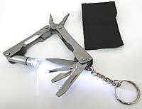 Брелок Нож-плоскогубцы с набором инструментов (9 в 1)