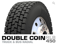 Грузовая шина 315/80R22.5 Double Coin RLB450 тяга